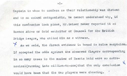 Above from page 8 of the Foster Report.